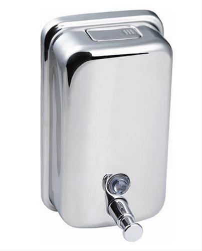 Dávkovač tekutého mýdla nástěnný 500 ml nerezový (DM500NRZ)